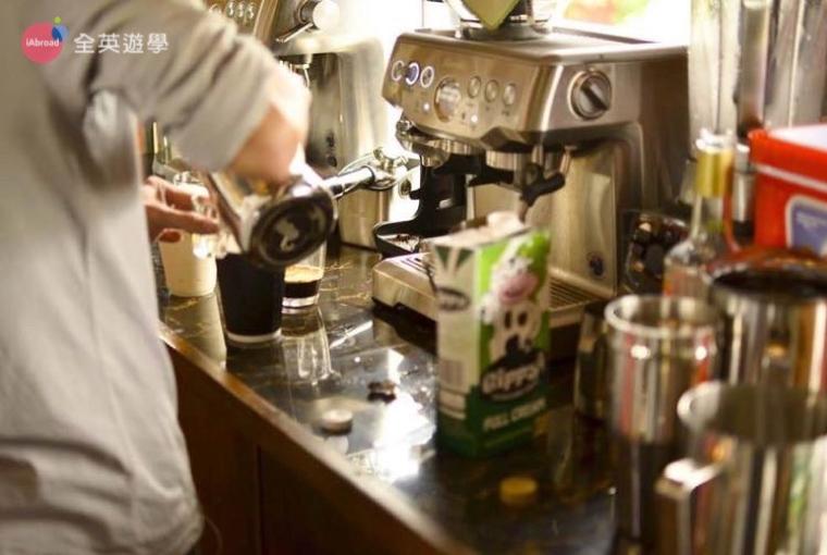 BECI 碧瑤學校-打工度假英文 (咖啡師課程)