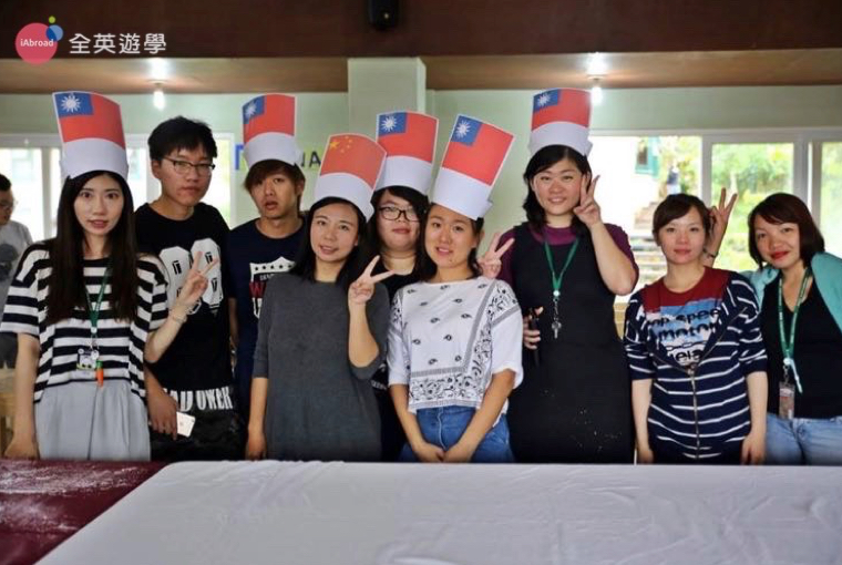 BECI 語言學校活動-Cooking Festival 台灣學生