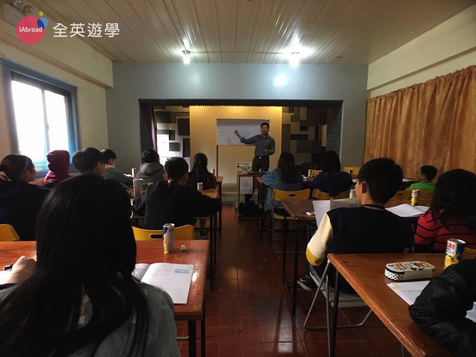 全英寒假遊學團日記 - 入學程度測驗+幕後花絮-9