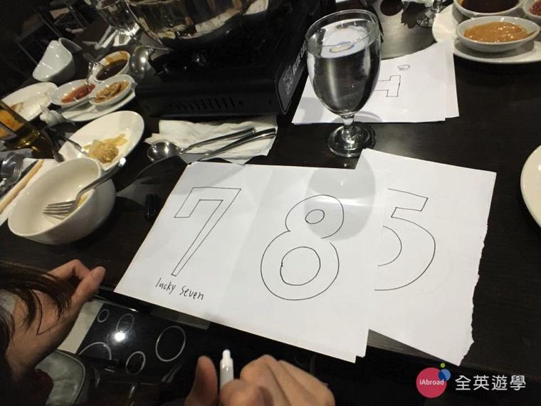 全英寒假遊學團日記 - 除夕團圓火鍋-9