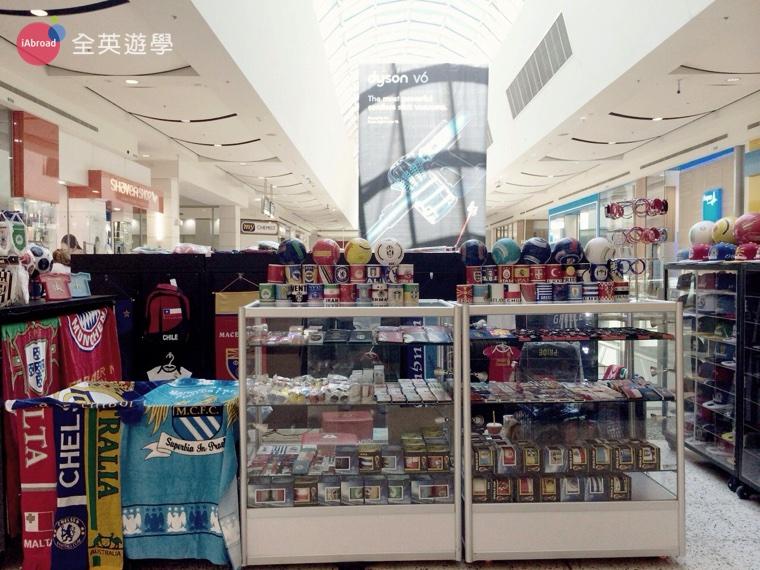 澳洲打工度假在雪梨賣足球紀念品-1