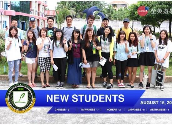 Sherry 的菲律賓遊學心得:Philinter 語言學校就讀 8 週,我的英文能力進步很多!原本害羞的我敢開口說英文了!
