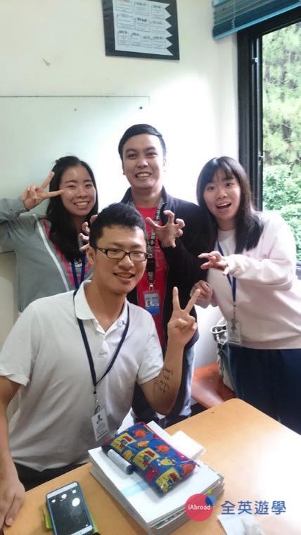 ▲ Monol團體課也很有趣!你有機會和其他同學互動!