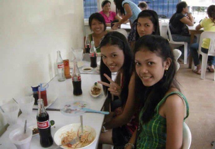▲ 家人們或朋友週末還是會一起去餐廳吃飯