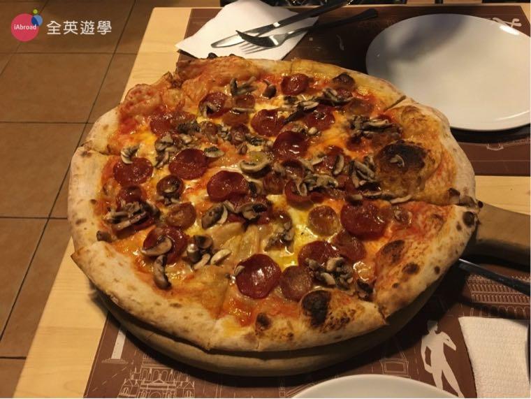 碧瑤 Amare La Cucina 餐廳 Pizza