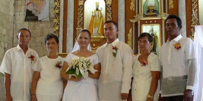 菲律賓人重視婚姻觀念
