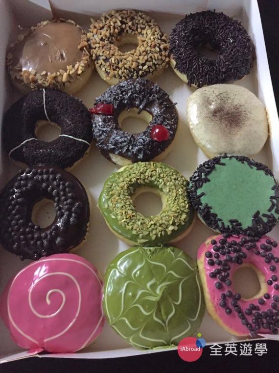▲ 菲律賓有名的甜甜圈 J.CO,超級好吃真的要試試!很推薦喔!