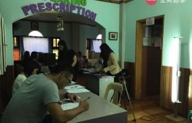 BECI 碧瑤學校學生報到第一天-入學測驗