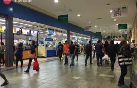 BECI 碧瑤學校學生報到第一天,SM Mall 超市購買生活用品