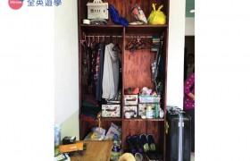 BECI 碧瑤學校 學生宿舍-雙人房設備,衣櫥