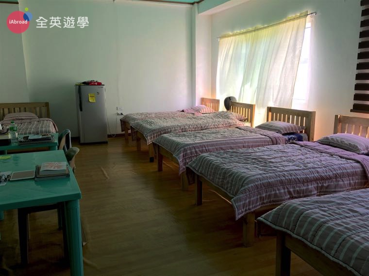 BECI 碧瑤學校 學生宿舍-六人房