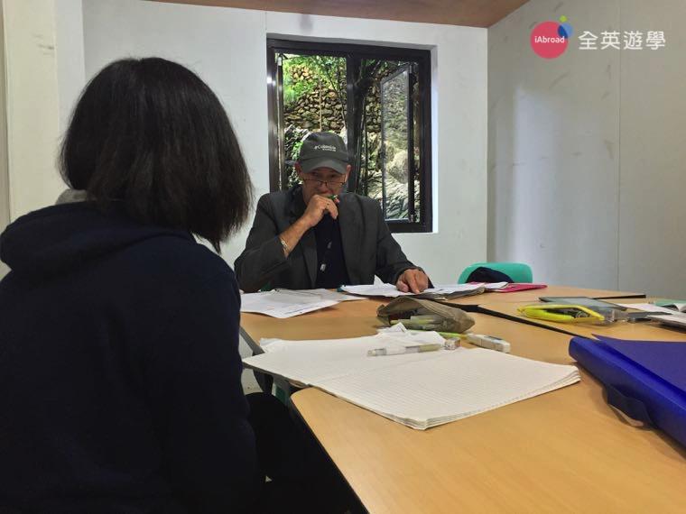 BECI 語言學校-美國外師雅思口說課 IELTS Speaking