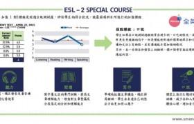 SMEAG 學校-ESL 2 課程特色-針對學生弱點科目加強