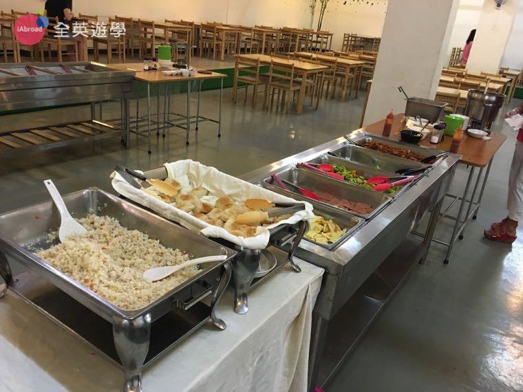 SMEAG 宿霧學校-多益托福校區-學校餐廳&三餐