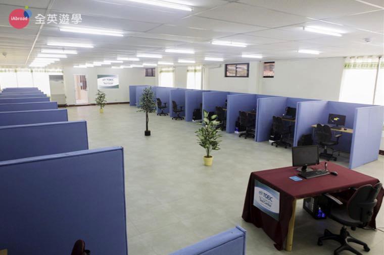 SMEAG 多益托福校區同時也是多益&托福官方考場