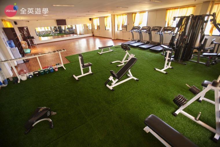 SMEAG 宿霧學校-多益托福校區-健身房
