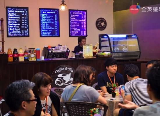 SMEAG 咖啡廳&福利社&電影院 (全英顧問實拍)