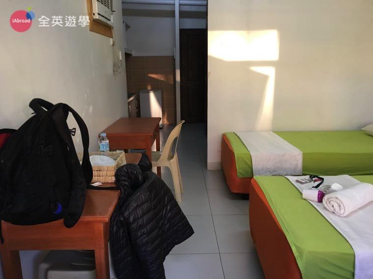 SMEAG 宿霧學校-多益托福校區-學生宿舍三人房