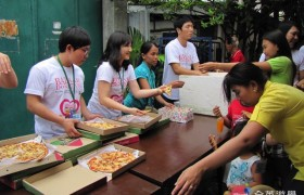SMEAG 學校舉辦義賣活動