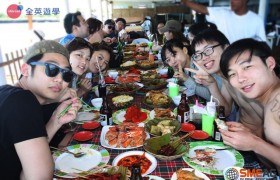 SMEAG 學校週末活動-跳島