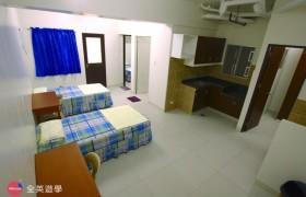 SMEAG-宿霧學校-多益托福校區-環境&休閒設備-宿舍房間