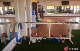 SMEAG-宿霧學校-多益托福校區-環境&休閒設備-健身房