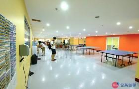 SMEAG-宿霧學校-多益托福校區-環境&休閒設備-桌球室