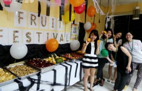 SMEAG 校內活動-Fruit Party