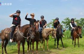 SMEAG 校外活動-騎馬