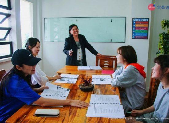 BECI 女子校區官方照片 (環境&設備)