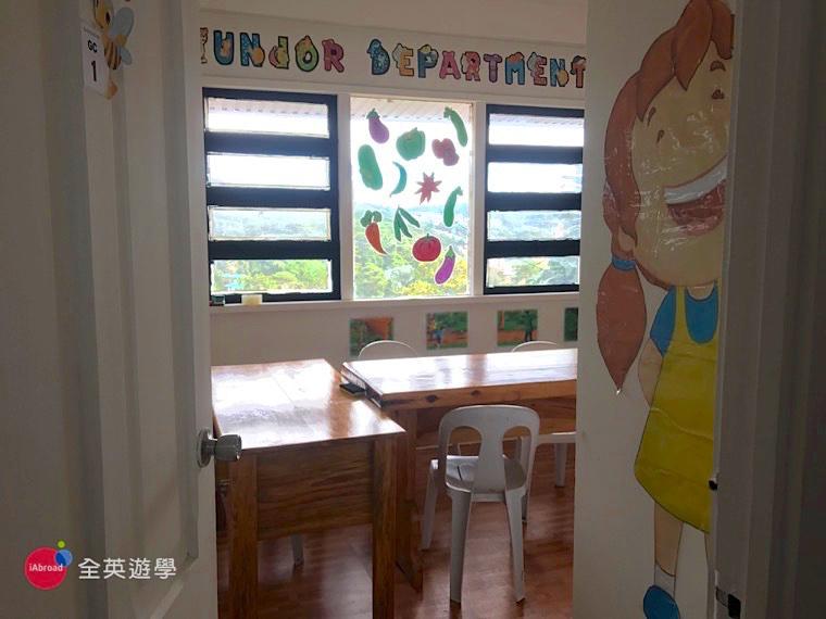 BECI 碧瑤女子校區-教室