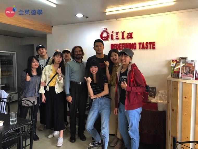 ▲ 和 Monol 同學一起去碧瑤的中東餐廳 Qillq 嚐鮮~